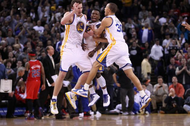 Golden State Warriors: Why the Warriors Will Make the NBA Playoffs in 2012-13