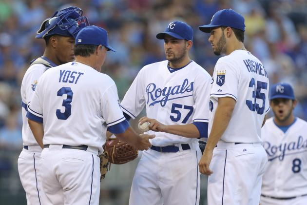 Kansas City Royals: Jonathan Sanchez for Melky Cabrera Trade Hits Tipping Point
