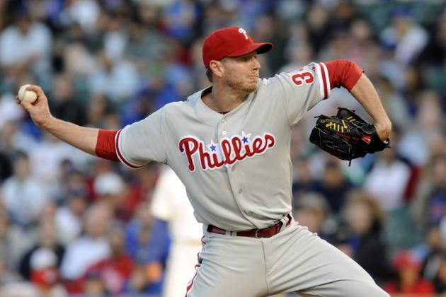 Philadelphia Phillies: Roy Halladay's Return Will Spark Phils Winning Streak
