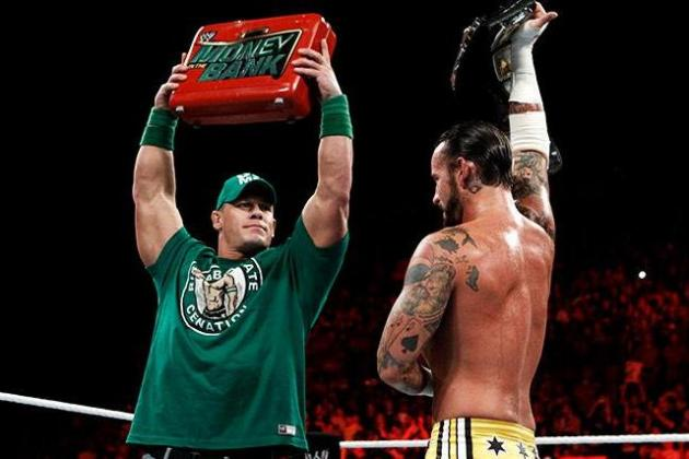 WWE Rumors: John Cena, CM Punk, Goldberg and Tuesday's Top WWE Buzz