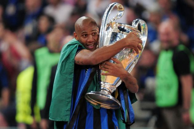 Real Madrid Rumors: Maicon Is Perfect Right Back Upgrade for Jose Mourinho