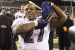 Ray Rice Lands $40 Million Deal
