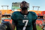Vick: 'I Became Better at Reading Dogs Than Defenses'