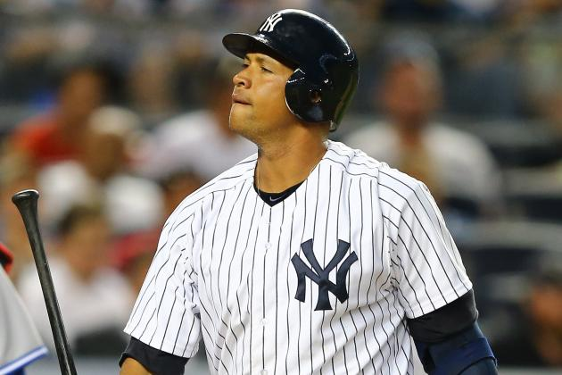 Alex Rodriguez Could Have Been the New York Yankees Hero to Beat Willie Mays
