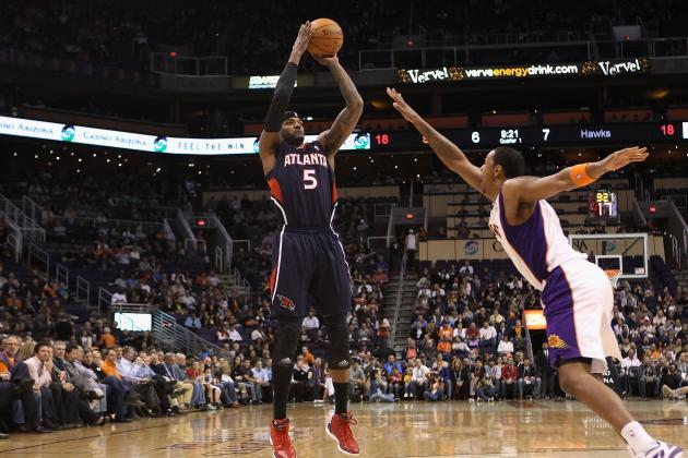 Lakers Trade Rumors: Why LA Needs to Trade for Josh Smith