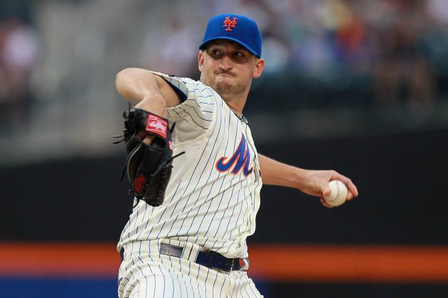 MLB: Niese Needs to Be at His Best in Mets' Opener Against Washington