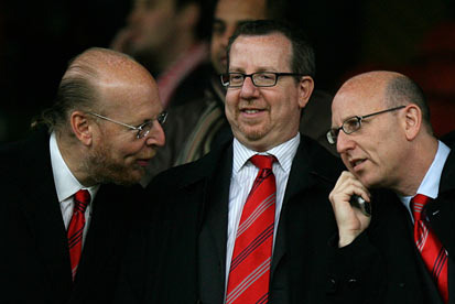 Tampa Bay Buccaneers Plus Man Utd Equals $3.2 Billion