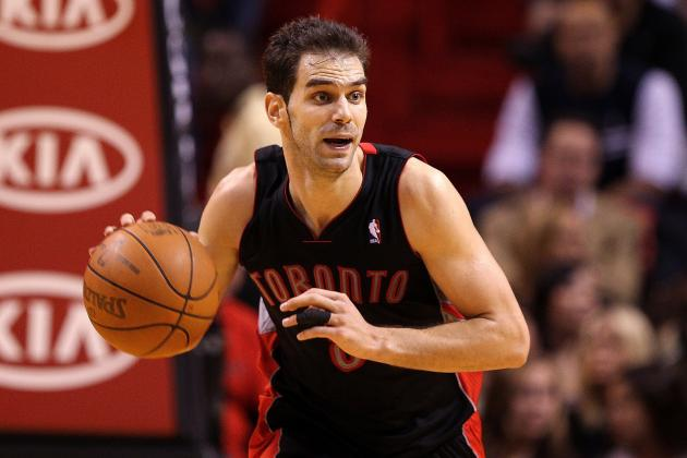 NBA Trade Rumors: Why Jose Calderon Is a Perfect Fit in Dallas