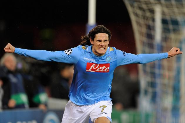 Chelsea Transfer Rumours: Blues Must Not Bring Edinson Cavani to Stamford Bridge