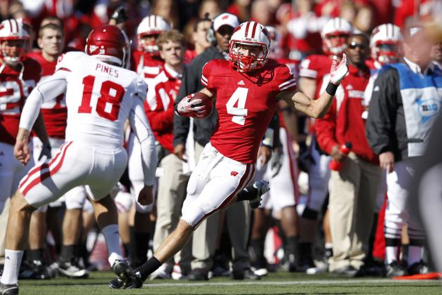 2012 Biletnikoff Award Watch List: 4 Big Ten WRs Is 3 Too Many