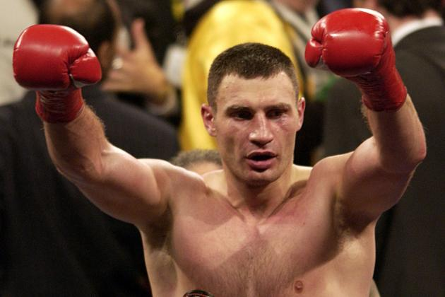 HBO Buys V. Klitschko's Next Fight