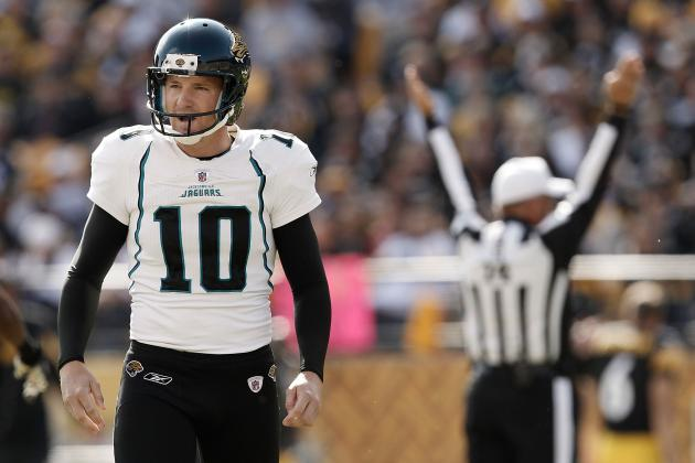 Josh Scobee: Jacksonville Jaguars K Faces New Pressure Thanks to Huge Deal