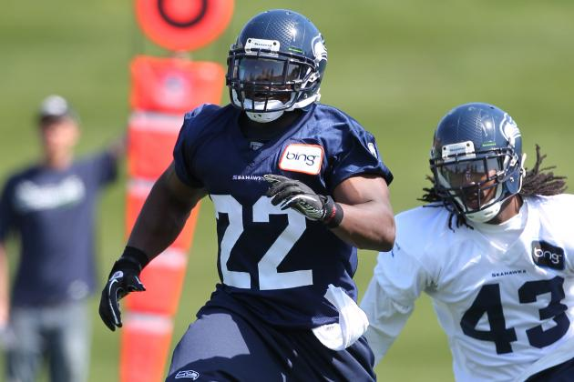 Marshawn Lynch Arrest Could Give Rookie Running Back Turbin a Chance to Start