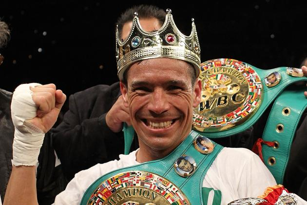 Sergio Martinez: I Will Stop Chavez Jr. in Seven Rounds