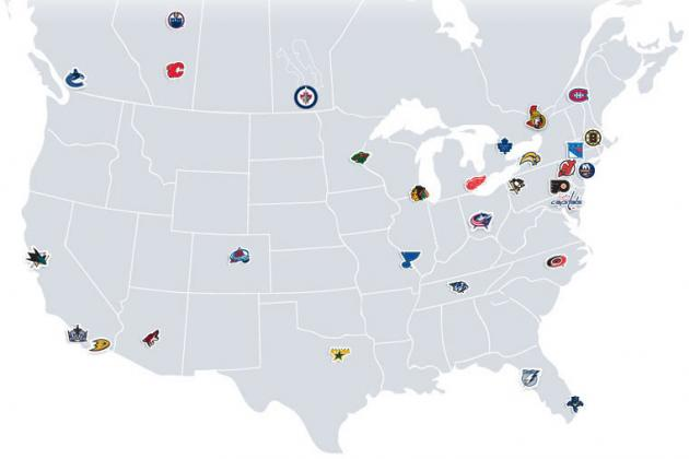 NHL Realignment: Four Solutions That Would Preserve Rivalries and Lower Travel