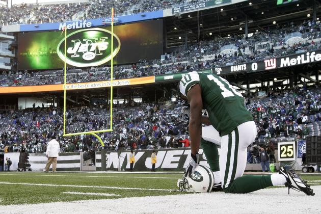 Why It's Okay That Santonio Holmes Doesn't Think 2-QB System Can Work for Jets