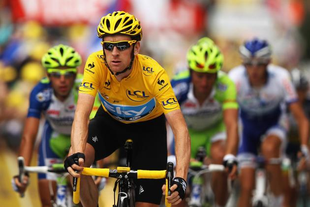 Tour De France 2012 Results: Bradley Wiggins Displays Incredible Sportsmanship