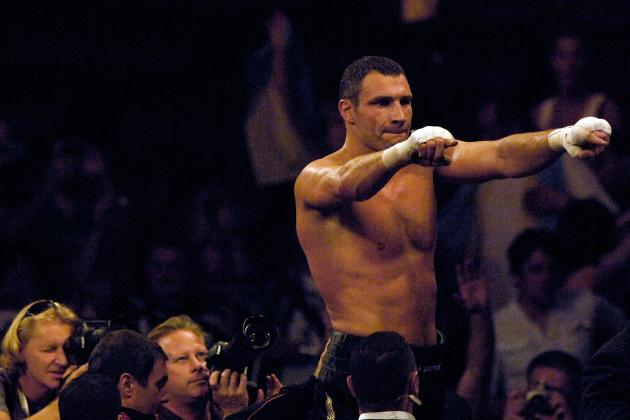 David Haye Is Currently Not a Part of Vitali Klitschko's Boxing Future