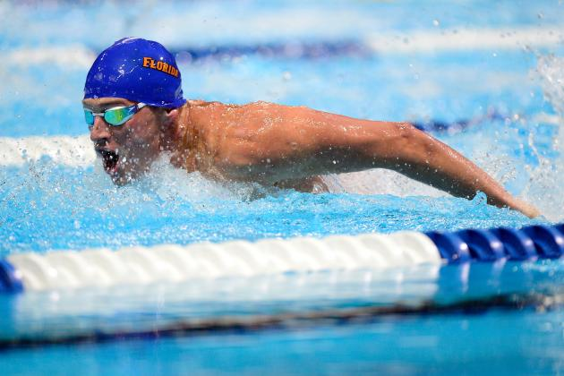 London 2012 Olympics: Swimmers Who Could Steal Spotlight from Michael Phelps