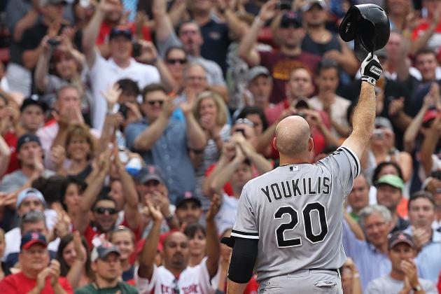 Red Sox Fans Choose Kevin Youkilis' Boston Legacy over Bobby V's Big Mouth