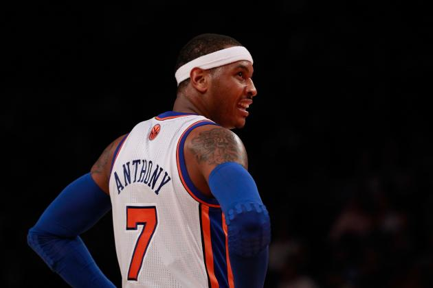 Where Would the New York Knicks Be Had They Never Traded for Carmelo Anthony?
