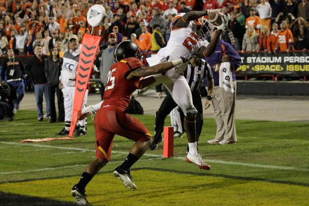 Clemson Football 2012: Sammy Watkins Will Find Way to on Field Against Auburn