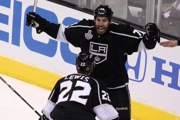 Los Angeles Kings Clearly Believe If It's Not Broken, Don't Fix It