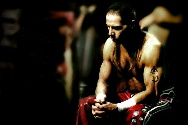 The Intangibles of WWE Pro Wrestling Part One: Determination