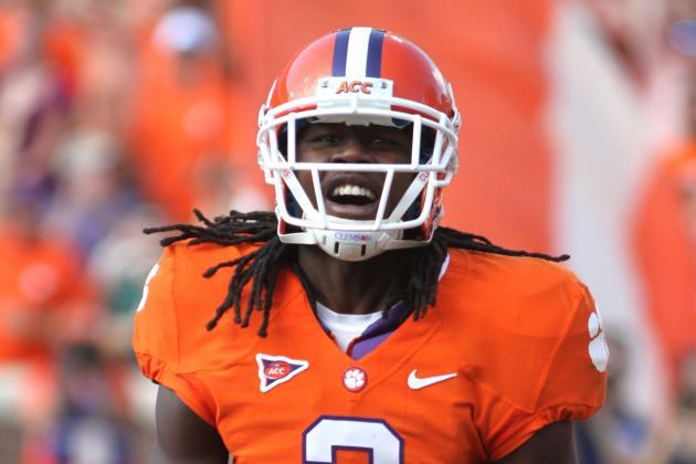 Clemson Football 2012: Sammy Watkins Will Find Way to on Field Against Auburn