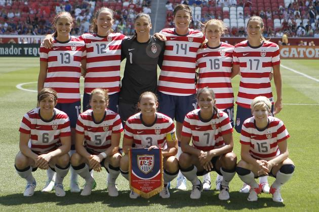Olympic Soccer 2012: Projecting USA Stars Who Will Dominate Opponents