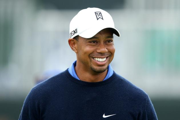 2012 British Open Odds: Projecting How Tiger Woods and Favorites Will Fare