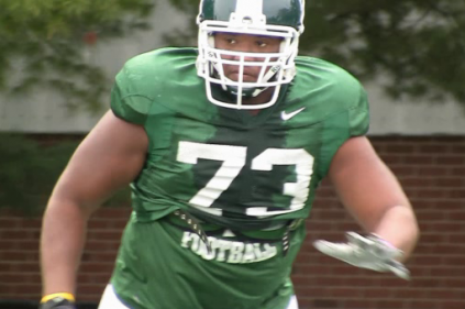 Tigers to honor Michigan State lineman Arthur Ray Jr.