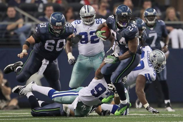 Dallas Cowboys: Beast Mode's Latest Arrest May Bode Well for Cowboys