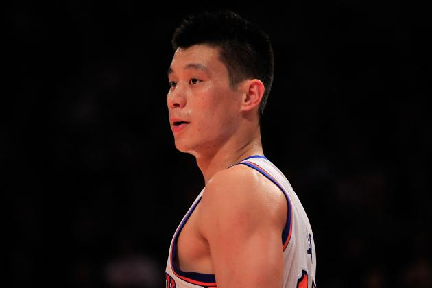 Knicks Let Lin Go and Draw the Line at the Wrong Time