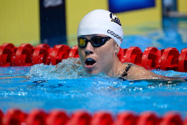 Olympics Swimming 2012: Natalie Coughlin's Last Chance Comes Early in Schedule