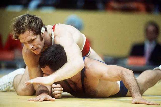 London 2012: Looking Back on Olympic Wrestling Hero Dan Gable