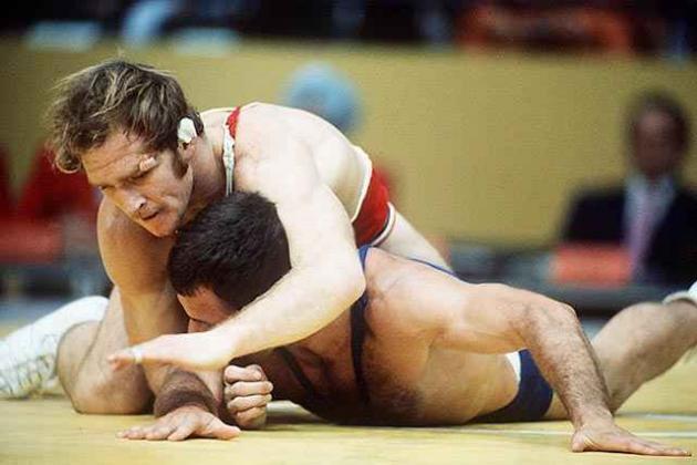 London 2012: Looking Back on Olympic Wrestling Hero Dan Gable