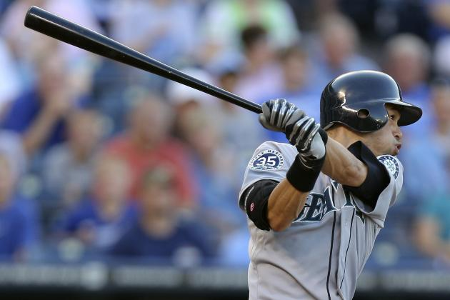 Jay Buhner on Possible Ichiro Suzuki Extension: 'I'd Vomit'