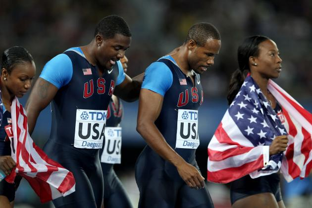 Olympic Track and Field 2012: Pressure Is on for US Relay Teams