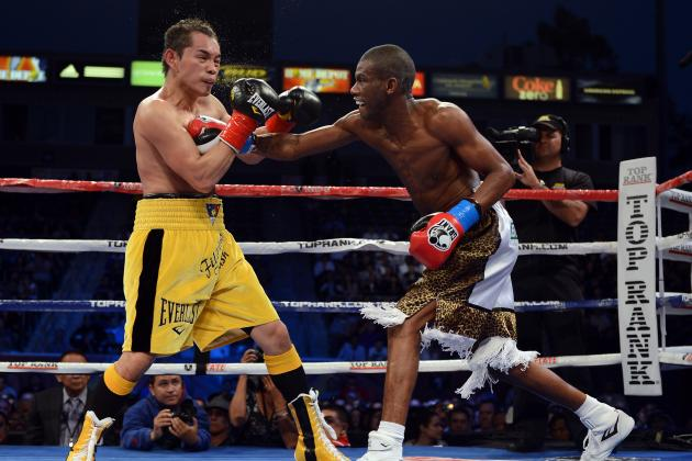 Nonito Donaire Attributes Current Underperformance to Experimentation