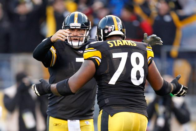 Pittsburgh Steelers Signing of Max Starks Solidifies Offensive Line