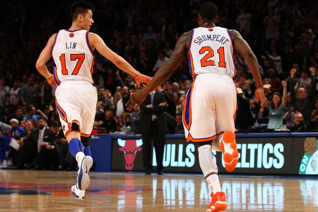 Jeremy Lin: Thank You New York for the 'Best Year of My Life'