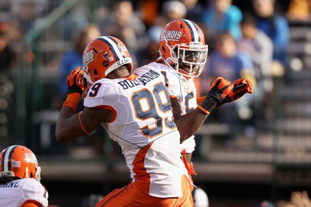 Big Ten Breakdown 2012: Illinois Fighting Illini, Part 3, Defense