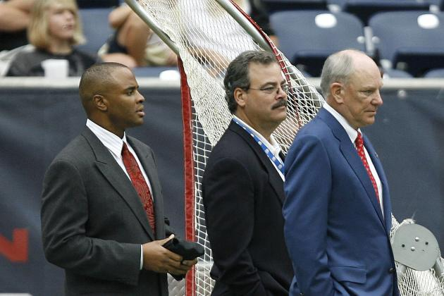 Houston Texans: Lessons Learned from Rick Smith's 2012 Draft Strategy