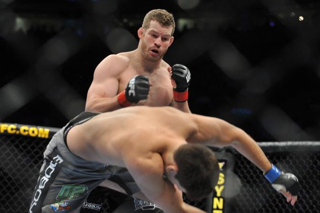 Nate Marquardt: TRT or Not TRT That Is the Question
