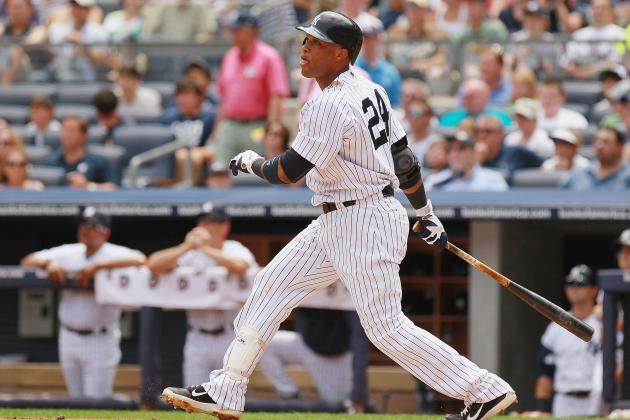 Yankee's Robinson Cano Is Having an MVP Caliber Season