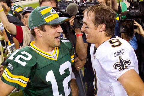 Give Me a Break: Why Aaron Rodgers Is a Better Quarterback Than Drew Brees
