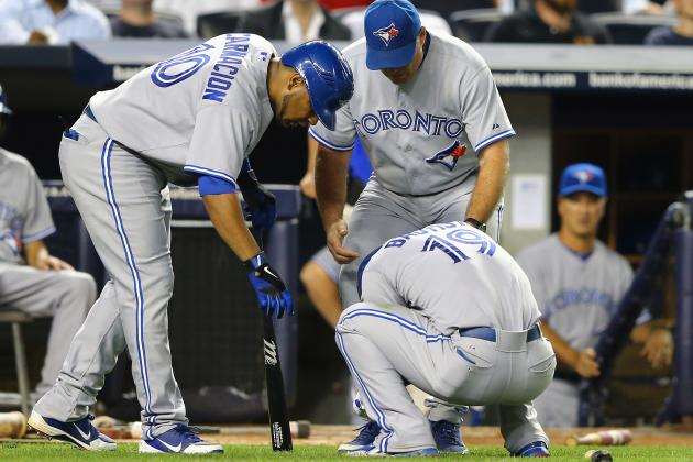 Does Jose Bautista's Injury Doom the Blue Jays' Playoff Hopes?
