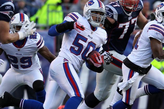Buffalo Bills: Spotlighting the Weak Side LB Position Heading into 2012 Season
