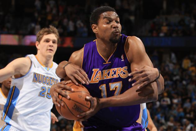 NBA Trade Rumors: Recent Jim Buss Comments Suggest Andrew Bynum Won't Be Traded